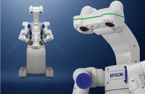Epson, Robotik yarışması, Win-A-Robot