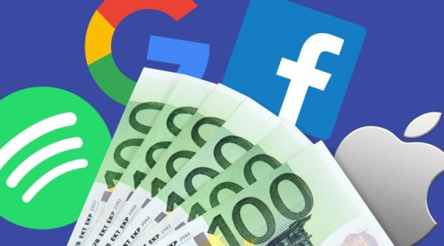Dijital hizmet vergisi nedir?