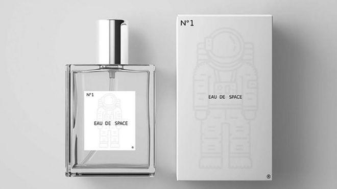 uzay kokulu parfüm