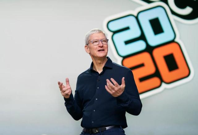 Apple Silicon tim cook