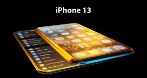 iPhone 13 ön kamerası