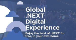 Global .NEXT Digital Experience