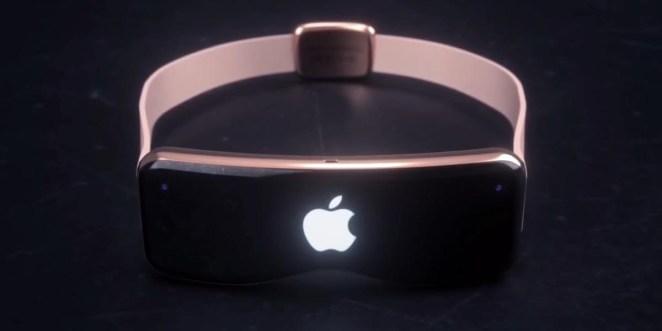 Apple Sanal Gerçeklik Başlığı Gerçek Bir Elmadan Bile Hafif Olacak 13