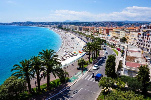 Nice Travel Costs & Prices - Beaches, Seafood & the French ...