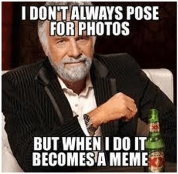 7 Ways to Use Facebook to Display Brand Personality image Dos Equis