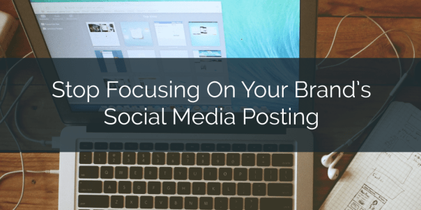 Stop Focusing on Owned Social