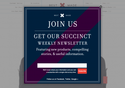 4 Effective Ways to Increase Email Subscribers [GUIDE]