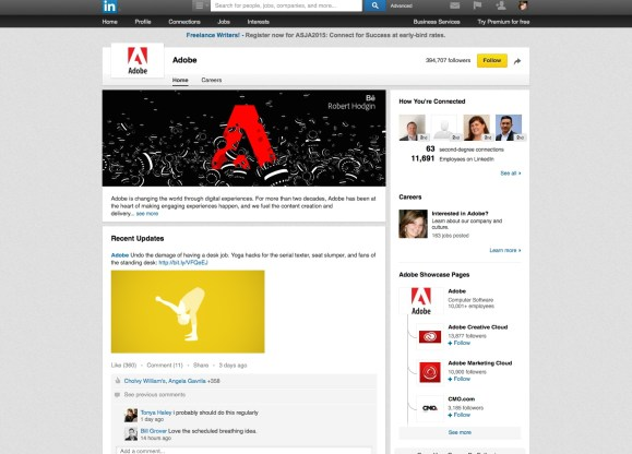 4 Advanced Tips to Optimizing Your LinkedIn Company Page