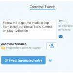 Twitter follower campaign best practices jasmine sandler