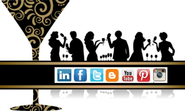 Image result for Social Networking Party