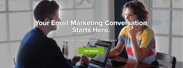 email marketing software - iContact