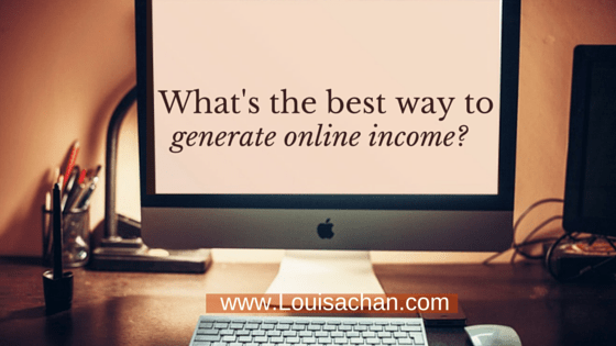ONLINE INCOME - THIS IS THE BEST PLACE TO KNOW THE BEST WAY TO MAKE MONEY ONLINE