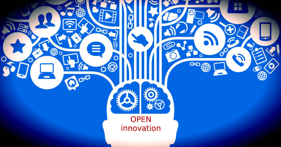 open innovation market research