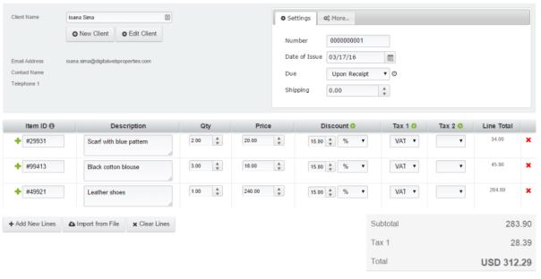 BILLIVING - 10 Free Invoice Services for SmallBiz Owners & Entrepreneurs