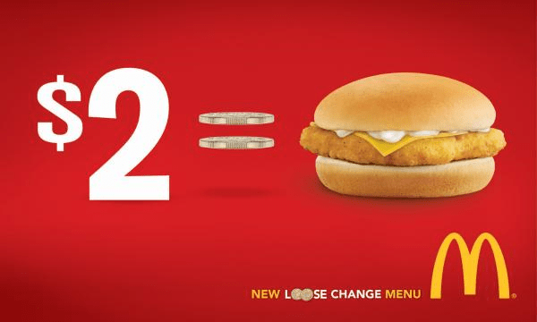 8 mcdonalds simple value proposition graphic banner example