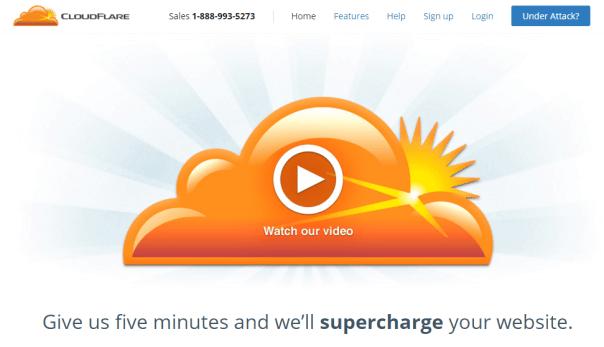 cloudflare ssl cerificate