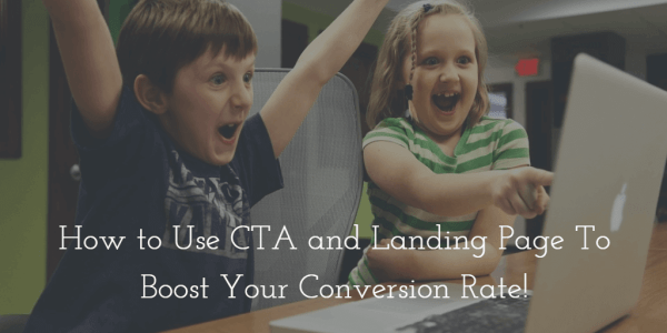 How to Use CTA and Landing Page