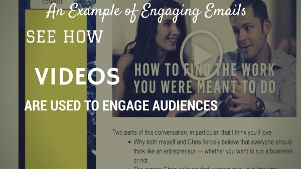 Deliver long term value through engaging content to your email subscribers