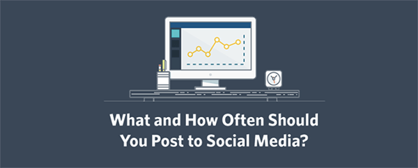 When and How Often to Post to Social Media