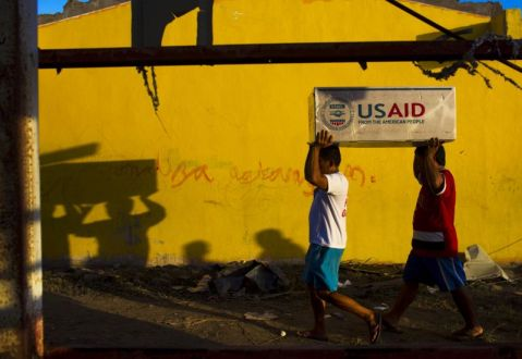 Countries That Receive the Most Foreign Aid From the U.S. - Business 2  Community
