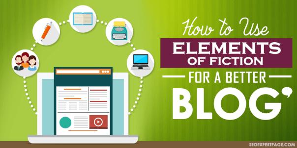 elements of fiction better blog