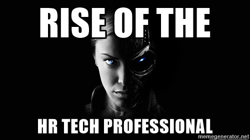 rise of the hr tech pro
