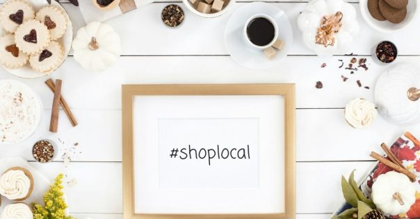 We are all encouraged to shop local and with small businesses on Small Business Saturday, but shouldn't we be doing it more than that? Perhaps every day?
