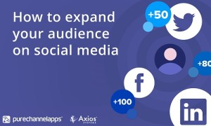 Expand Your Audience on Social Media