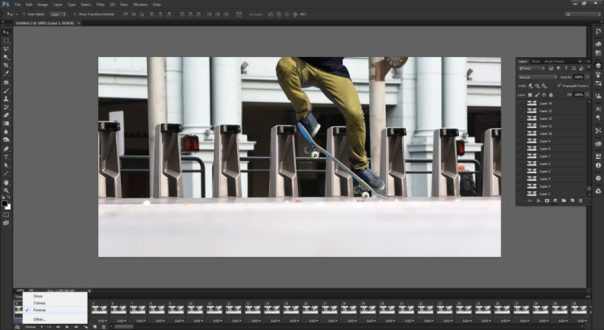 step 5 - make cinemagraph
