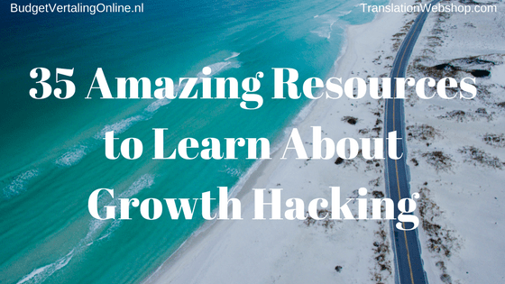 '35 Amazing Resources to Learn About Growth Hacking' In this blog, I will offer you 35 resources that allow you to learn about growth hacking. If you put much effort into it, you may even master it! First, you will find 6 ways to learn about growth hacking. Then, you will find 23 online growth hacking courses and 12 growth hacking experts to follow. This way, you will get a solid foundation of growth hacking knowledge and you will be able to continue to learn about it. Read the blog here: http://bit.ly/GHRes