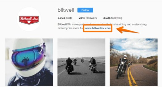 Image from Biltwell's Instagram page