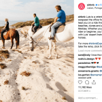 How Airbnb S Experiences Campaign Took Over Instagram Business 2 Community