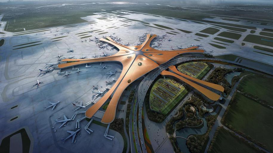 Beijing English Airport Capital