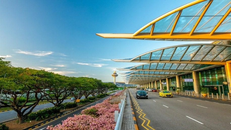 Singapore Changi Airport to suspend operations at Terminal 2 ...