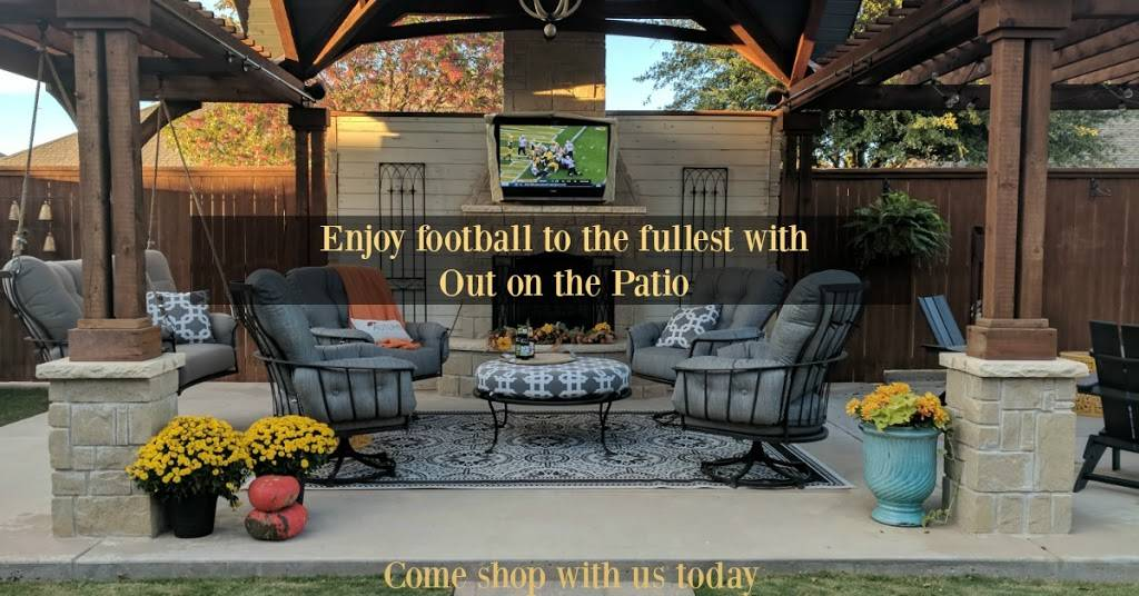 out on the patio 12308 slide rd