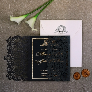Laser Cut Wedding Invitations For An Impressive Gesture