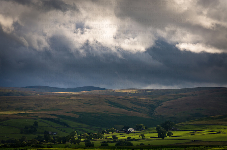 Remote Moorland In England Trigger Image
