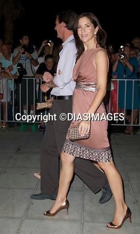 Princes Nikolaos and Tatiana Blatnik Cocktail Party ...