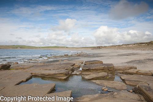 Skaill Bay Beach, Orkney Islands, Scotland