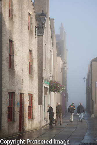 Kirkwall, Orkney Islands, Scotland