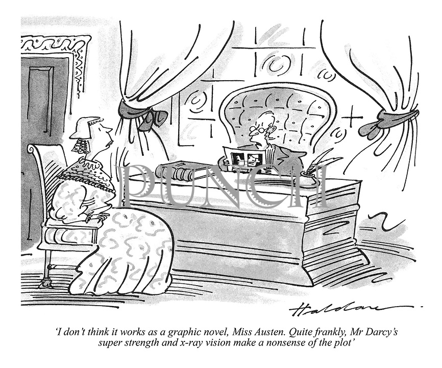 Image result for mr darcy cartoon