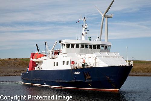 Kirkwall - Sanday Ferry, Orkney Islands, Scotland