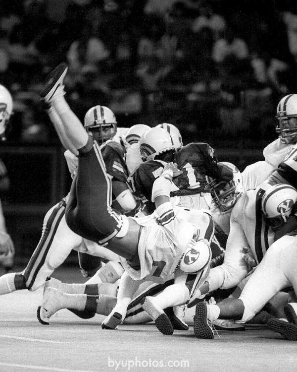 Kyle Morrell Goaline Stand - 1984 vs Hawaii.TIF ...