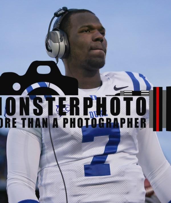 Duke QB (#7) Anthony Boone | Monsterphoto