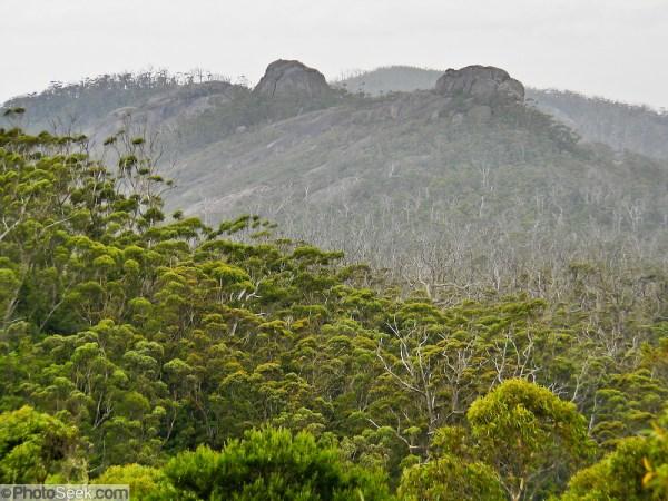Porongurup National Park, Precambrian granite 1200 million ...
