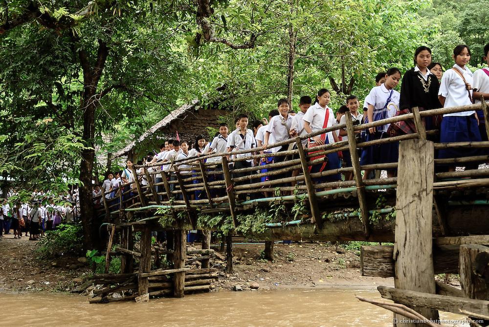 Karenni Refugee Camp Thailand 2