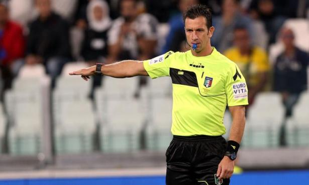 Risultati immagini per Serie A, le designazioni arbitrali: derby di Milano a Doveri