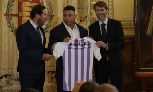 Ronaldo, il signor Kia del Valladolid?