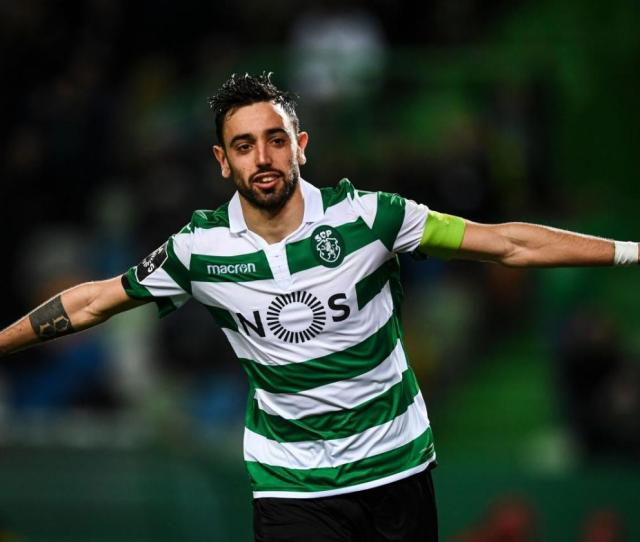 Manchester United Bruno Fernandes To Arrive This Weekend The