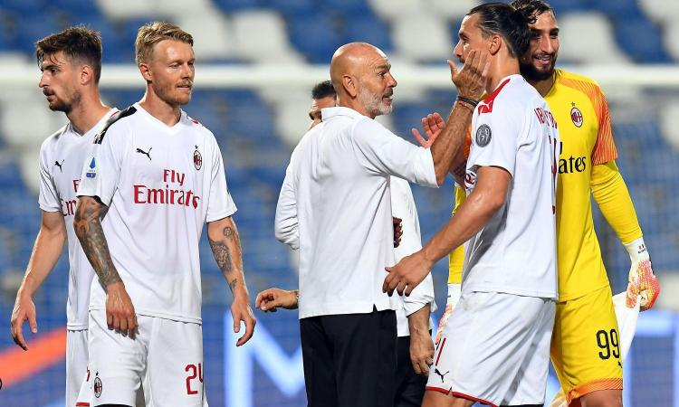Milan no longer stops: it is the victory of Pioli and Ibra, but with  Atalanta there are troubles | First page – Archyworldys